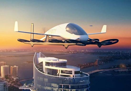 آینده خودروهای پرنده و خودران از زبان مدیران تویوتا و مرسدس بنز